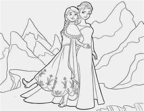 imagenes en blanco y negro frozen postales para pintar de frozen una aventura congelada