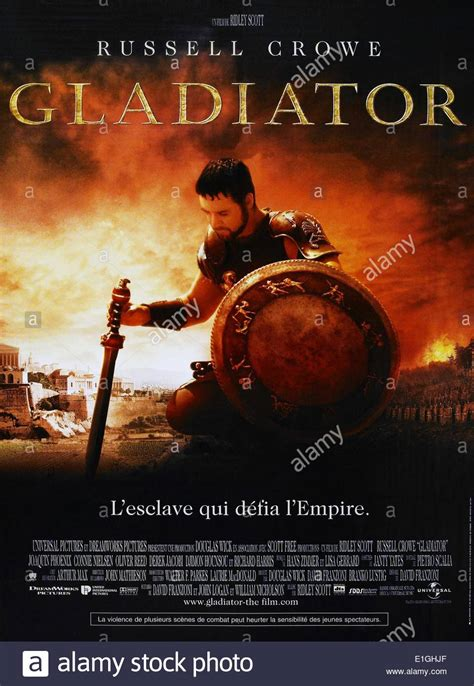 gladiator film and history quot gladiator quot a 2000 british american epic historical drama