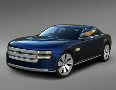 Concept Cars Ford by Ford Interceptor Concept Cars Diseno