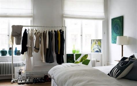 without dress in bedroom classify the clothes without cabinet design ideas for