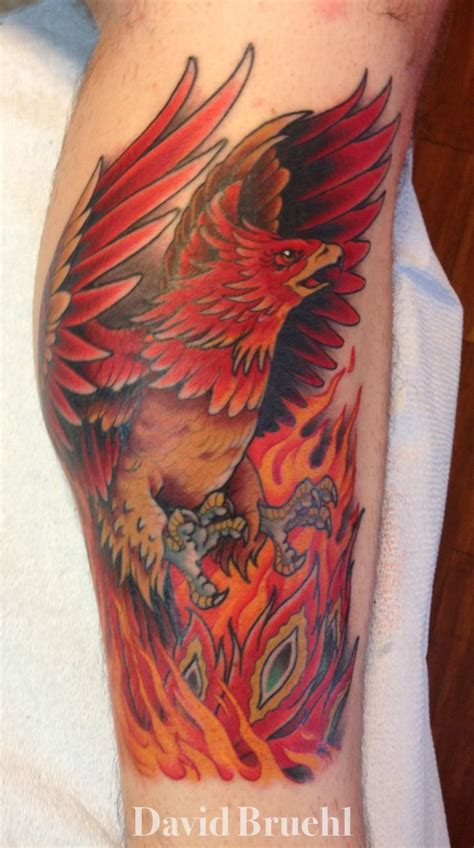 phoenix tattoo on thigh 30 phoenix leg tattoos ideas