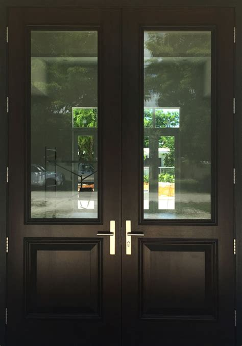 wood entry doors miami hurricane impact doors miami luxury wood doors