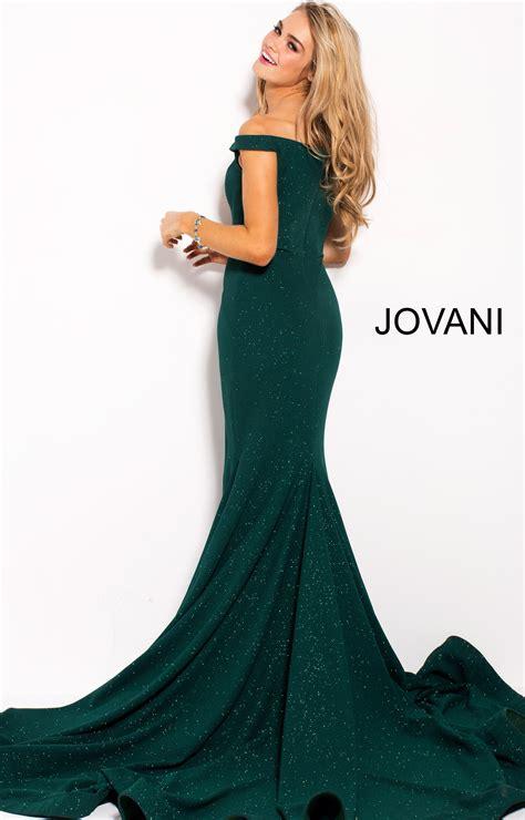 jovani  fitted glittery dress  sweetheart
