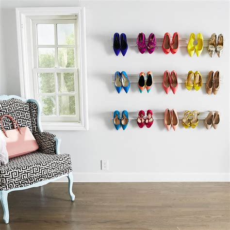 diy wall mounted shoe rack wall mounted shoe rack diy