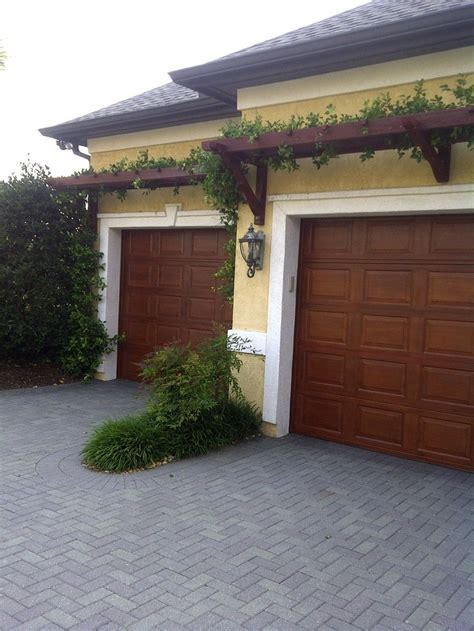 Garage Door Arbor by Garage Door Arbors Diy Home Decor