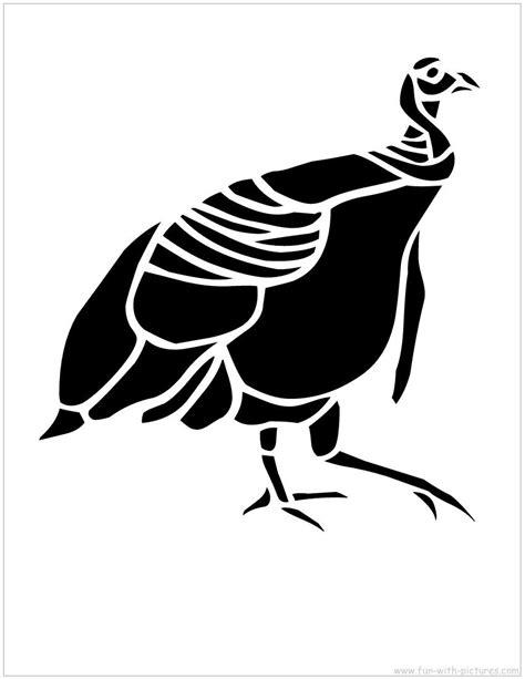 printable turkey stencil printable stencil picture turkey stencil free
