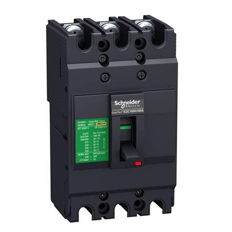 Mccb Easypact Schneider Ezc250f 3p 160a schneider mg ezc100 f 10ka 3p 3t 100a