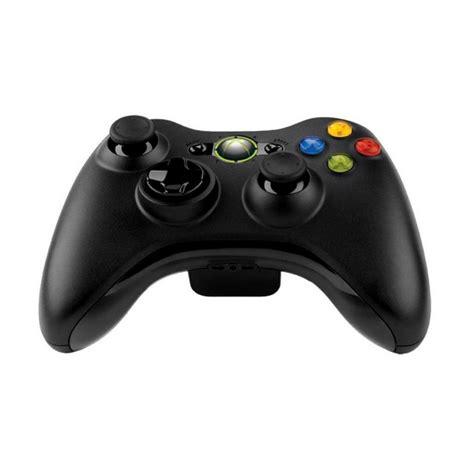 Microsoft Xbox 360 Controller microsoft xbox 360 wireless controller preto