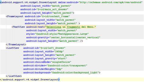 r layout main el blog del ti3r ejemplo con action drawer