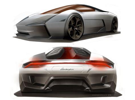 Lamborghini Car Designer Salary Lamborghini Indomable By Daniel Chinchilla Ochoa At
