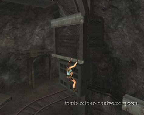 tomb raider anniversary walkthrough tomb raider anniversary lost island natla s mines