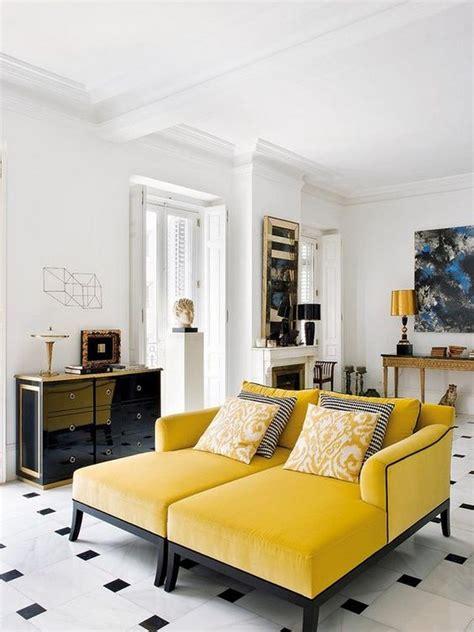 color trend sunny yellow home decor home decor ideas