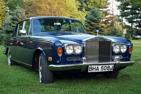 1970 rolls royce significant cars inc
