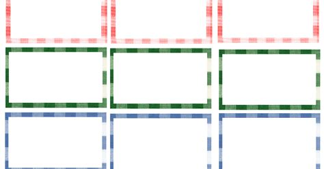 printable gingham labels sweetly scrapped gingham labels