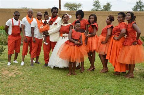 in the on the move sempane lekoane and mpho mollo s traditional wedding