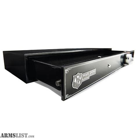 gun safe bed armslist for sale war dog biometric under bed gun safe