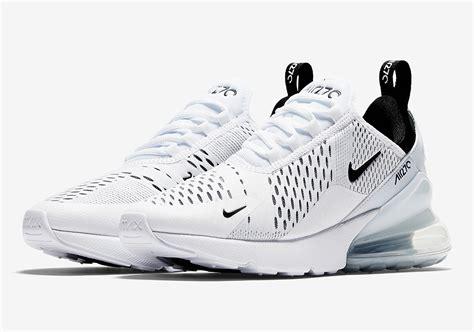 Sepatu Nike Air Max 270 nike air max 270 black white wmns ah6789 100 release info sneakernews