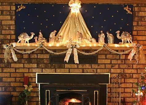 mantel christmas decoration ideas gallery holiday