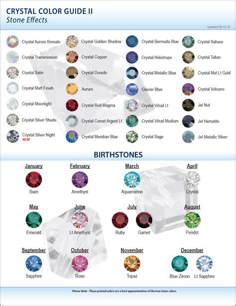 Light Saber Color Meanings Color Charts Eureka Crystal Beads Blog