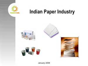 Research Paper Industry by Indian Paper Industry