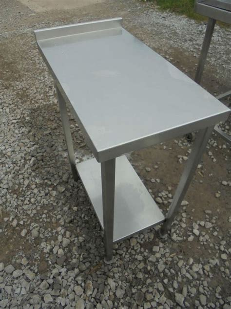 small stainless steel table secondhand catering equipment stainless steel tables