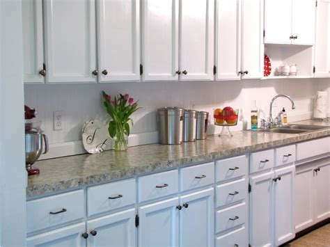 Kitchen Backsplashes With White Cabinets by The Modest Homestead Beadboard Backsplash Tutorial