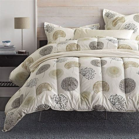 what are comforters windsong 300 thread count organic cotton sateen comforter