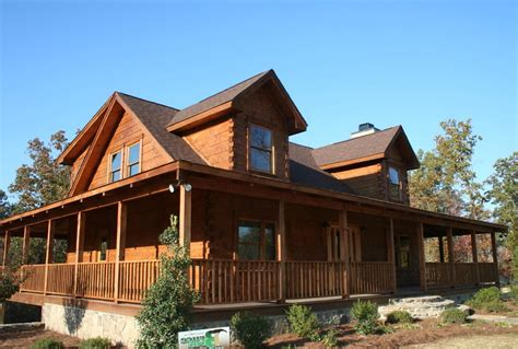 wrap around log home plans with wrap around porches