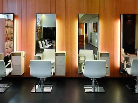 home salon decorating ideas small space hair salon ideas other parts of spa