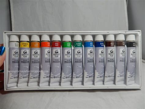 Acrylic Paint lacquer or leave before after imperial china with born pretty store acrylic paints