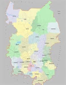 карта дорог омской области подробная