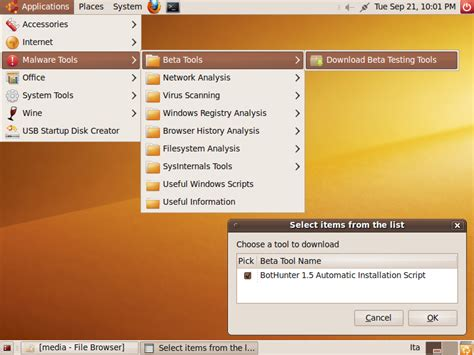 tutorial ubuntu malware removal toolkit ubuntu malware removal toolkit utile distribuzione per