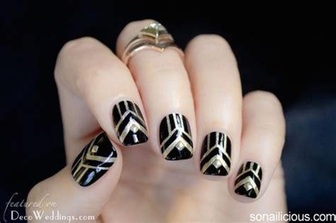 Nails Deco by Deco Manicure 1920s Nails Deco Weddings