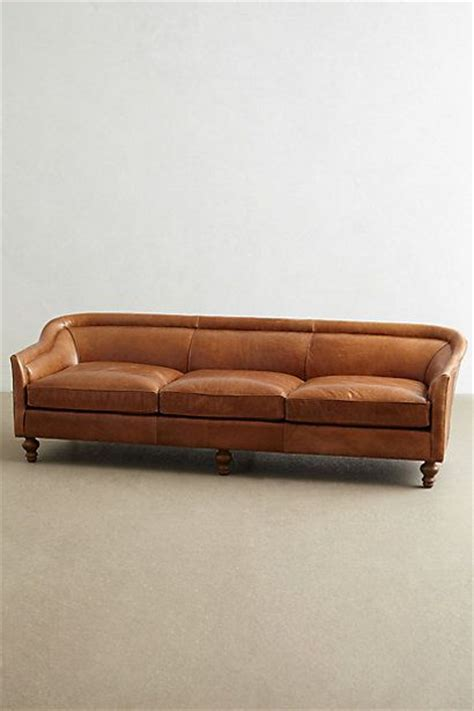 anthropologie leather couch buy it spy it or diy it anthropologie edition