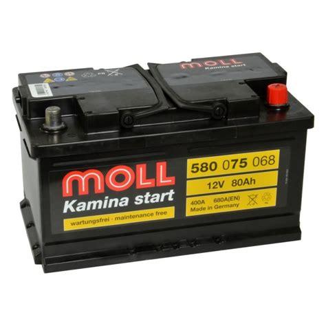 Auto Moll by Baterie Auto Moll Kamina Start 80ah 580075068 Importator