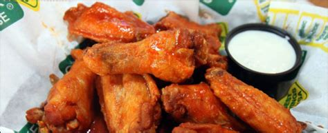 quaker steak wing challenge cook with honey bowl menu