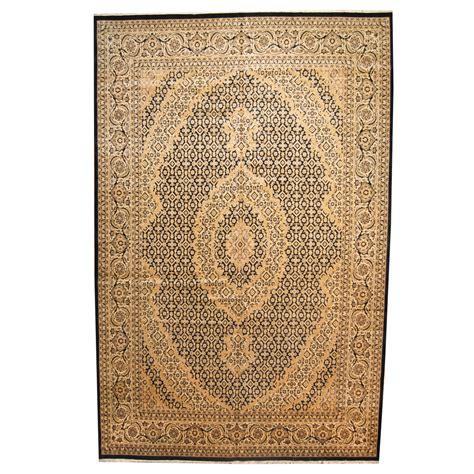 vegetable dye rugs knotted vegetable dye tabriz wool rug 12