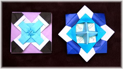Origami Top - origami spinning top gallery craft decoration ideas