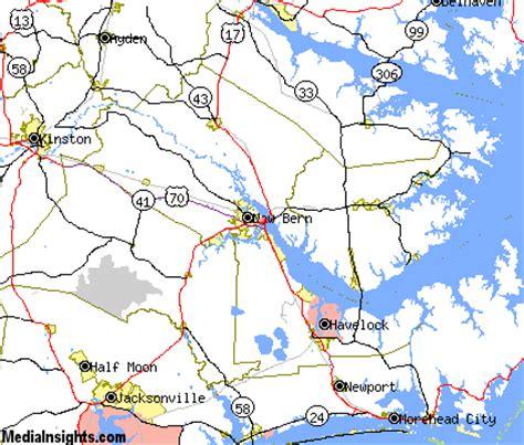 new bern carolina map new bern vacation rentals hotels weather map and