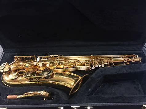 buffet tenor saxophone model bc8102 package deal reverb