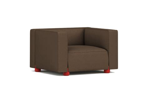Compact Armchair by Barber Osgerby Compact Armchair Hivemodern