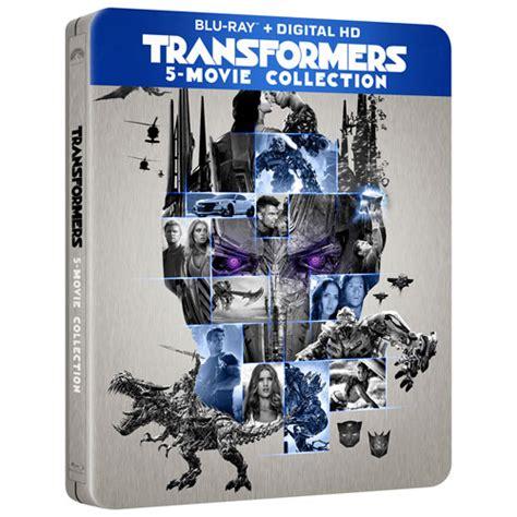 Transformers The Uk Exclusive Steelbook transformers the last 3d 2d steelbook