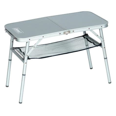 Compact Folding Table by Coleman Mini Folding Cing Table Lightweight Compact Ebay