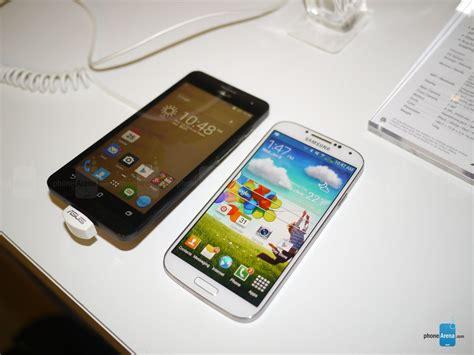 Samsung Ace 3 Vs Asus Zenfone 4 asus zenfone 5 vs samsung galaxy s4 look phonearena reviews