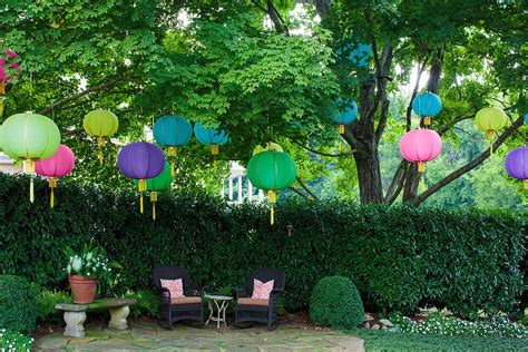 How To Decorate Backyard For Birthday by 25 Outdoor Lantern Lighting Ideas That Dazzle And Amaze