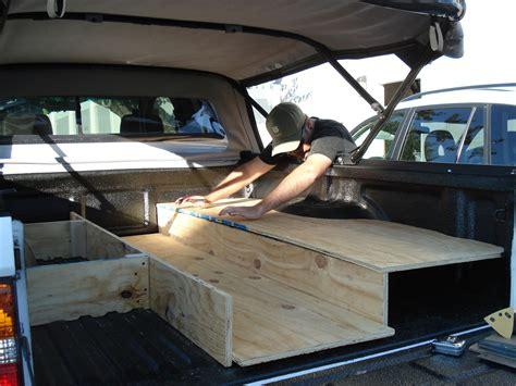 truck bed sleeping platform truck bed sleeping platform inspirations and best ideas