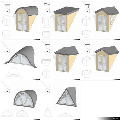 building  dormer roof window