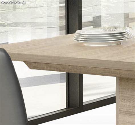 mesa comedor pie central mesa de comedor rectangular pie central extensible