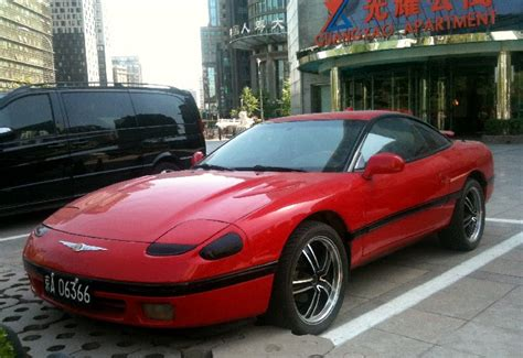 dodge stealth red 1993 dodge stealth red 200 interior and exterior images