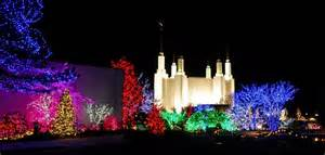 mormon temple dc lights happenings visit montgomery county md